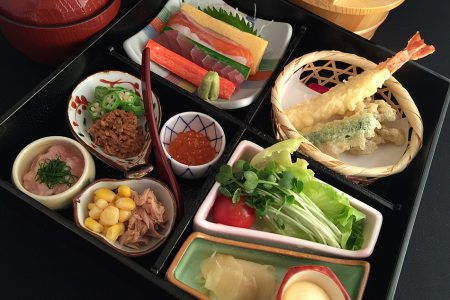 手巻き寿司体験