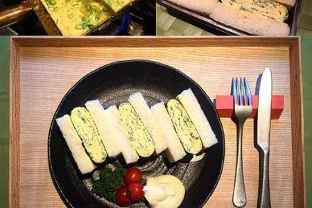関西風卵サンド